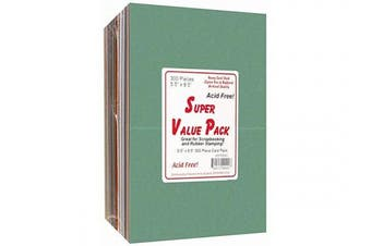 Accent Design Paper Accents SuprValVarPack5585300CardPack Paper