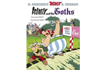 Asterix: Asterix and the Goths: Album 3 (Asterix)