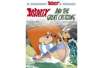 Asterix: Asterix and the Great Crossing: Album 22 (Asterix)