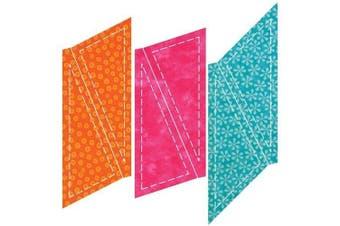 AccuQuilt GO! Fabric Cutting Dies; Blazing Star