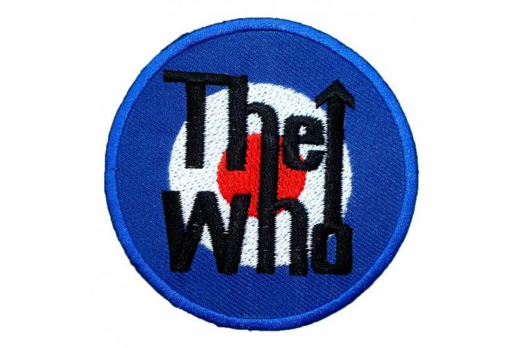 The Who rock group Band t Shirts Symbol MT04 Iron on Patches