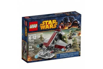 LEGO Star Wars 75035 Kashyyk Troopers