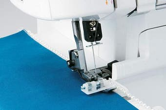 Brother SA150 Serger Pearl and Sequins Foot