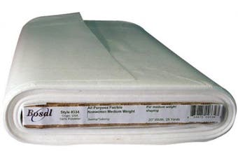 Bosal Fusible Non-Woven All-Purpose Interfacing
