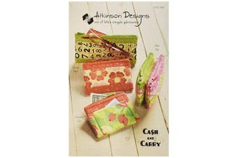 Atkinson Design ATK148 Cash & Carry Pattern
