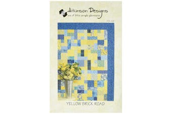 Atkinson Design Yellow Brick Road Ptrn AtkinsonDesignsYellowBrickRoad