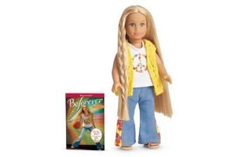 Julie Mini Doll & Book (American Girl)