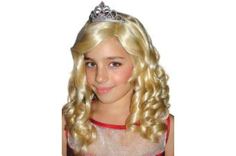 Child's High School Musical Sharpay Costume Wig