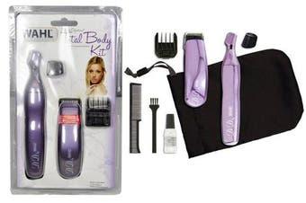 Wahl Total Body Kit Battery Femminine Trimmer 9952-508