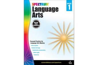Spectrum Language Arts, Grade 1 (Spectrum)