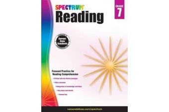 Spectrum Reading Workbook, Grade 7 (Spectrum)