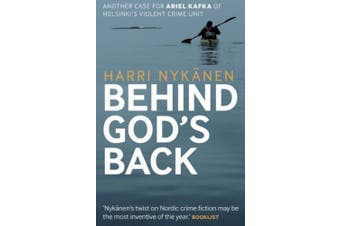 Behind God's Back (Ariel Kafka Series)