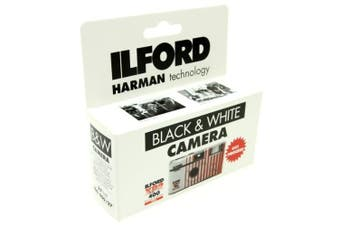 Ilford Photo Single Use Camera XP2 135 24+3 Exp