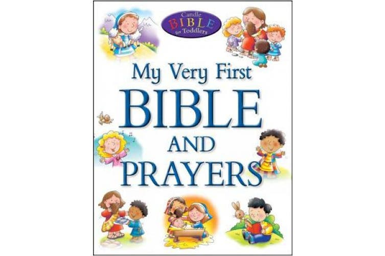 My Very First Bible and Prayers (Candle Bible for Toddlers)