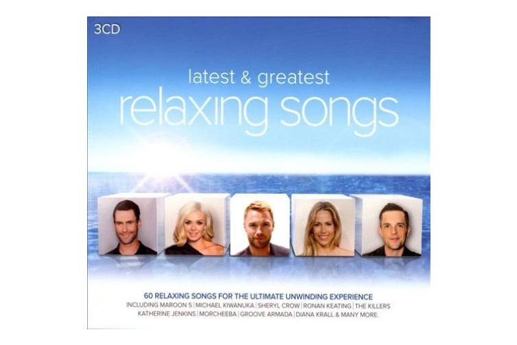 Latest and Greatest Relaxing Songs [Box]