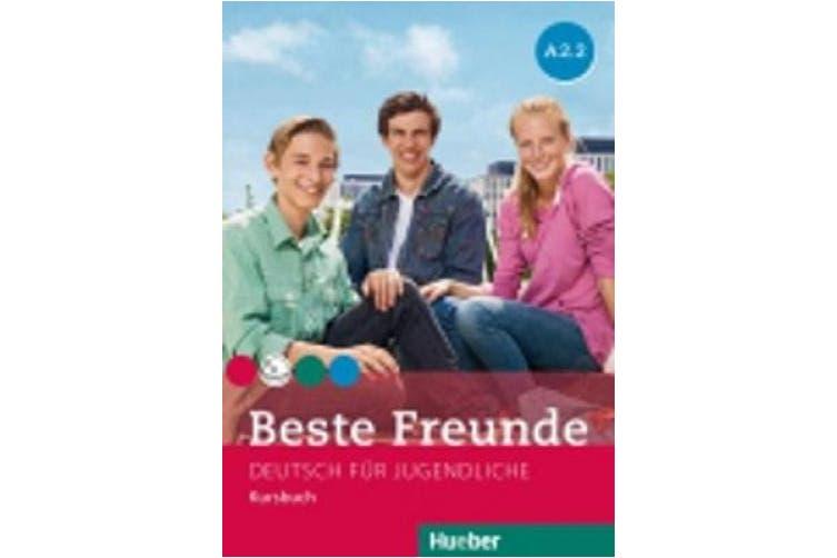Beste Freunde A2/2. Kursbuch [German]