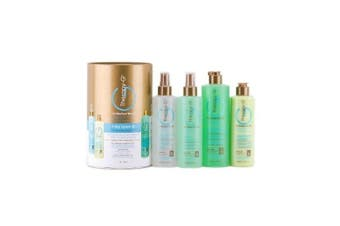 (90 Day) - Therapy-G 4 Step System Kit (90 Day) for Chemically Treated Hair