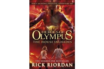 The House of Hades (Heroes of Olympus Book 4) (Heroes of Olympus)