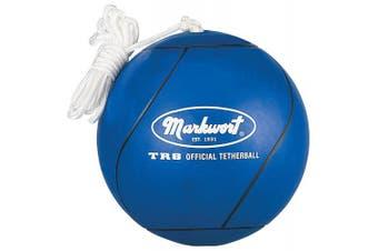 (Royal Blue) - Markwort Official Tetherball