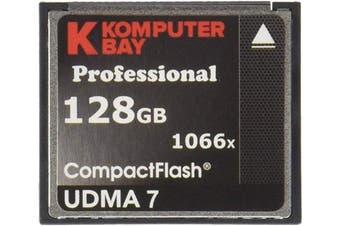 (128GB 1066X) - Komputerbay 128GB Professional Compact Flash card 1066X CF write 155MB/s read 160MB/s Extreme Speed UDMA 7 RAW