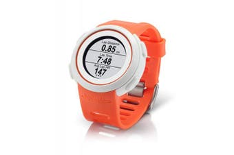 (Orange & without Heart Rate Monitor) - Magellan Echo Smart Sport Watch (Orange)