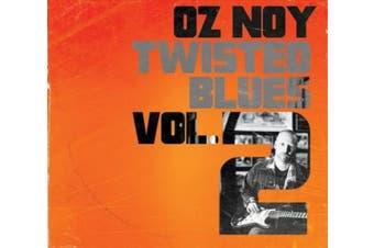 Twisted Blues, Vol. 2 [Digipak]