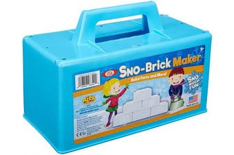 Ideal Sno-Brick Maker, Colours May Vary Kids Outdoor Snow Activity
