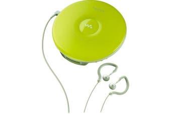 (Green) - Sony D-EJ001 CD Walkman (Green)