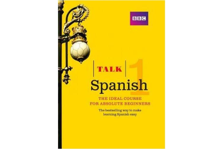 Talk Spanish Book 3rd Edition (Talk)