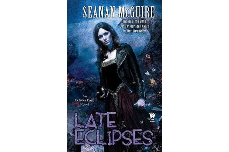 Late Eclipses (October Daye Novels)