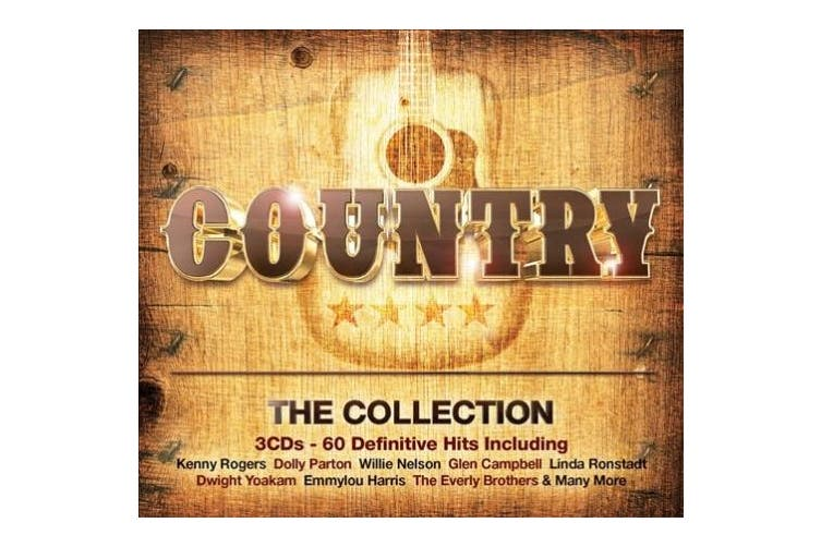 Country: The Collection [Digipak]