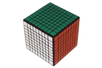 Brand New Shengshou 9x9x9 Black Body Twist Speed Magic Cube Hot Birth Holliday Gift Us Seller