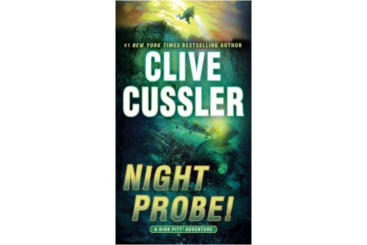 Night Probe!: A Dirk Pitt Adventure