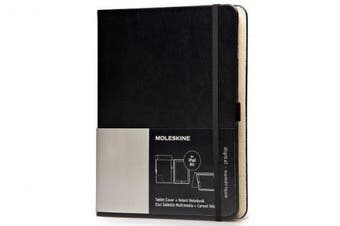 Moleskine Ipad Air Cover With Volant Notebook (Moleskine Digital Covers)