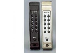 Securitron DK-26PBK Series Keypad, Black
