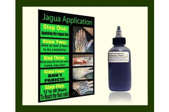 (120ml) - Fresh Jagua Tattoo Ink Gel ***Top Grade Professional . Made in U.S.A Ready to Use! No Mixing Necessary