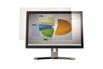 "Anti-Glare Flatscreen Frameless Monitor Filters for 15"" Widescreen Notebook"
