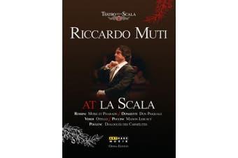Riccardo Muti at La Scala [Video] [Region 2]