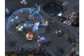 StarCraft 2 Heart of the Swarm (Add On)