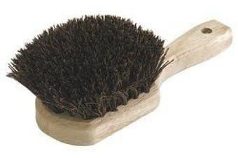 Sparta® Utility Scrub Brush w/Stiff Palmyra Bristles 8-1/2 x 4