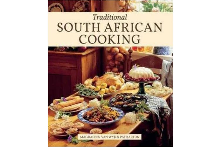 Traditional South African Cookbook