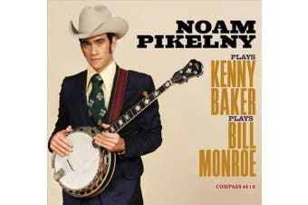 Noam Pikelny Plays Kenny Baker Plays Bill Monroe [LP]