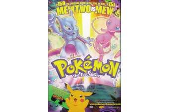 Pokemon - The First Movie - Movie Poster (Size: 70cm x 100cm )