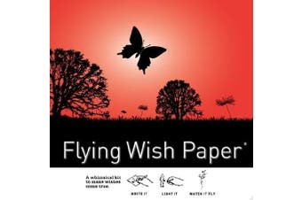 (Butterfly) - Flying Wish Small