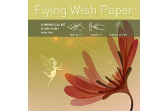(Fairy Garden) - Flying Wish Small