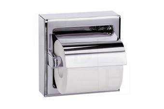 Bradley 5106 Surface Mounted Single Roll Toilet Tissue Dispenser