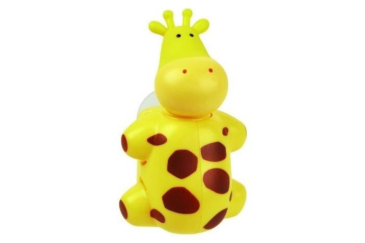 (Giraffe) - Flipper Animal World Toothbrush Holder, Giraffe