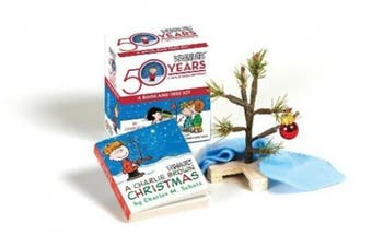 A Charlie Brown Christmas Kit: Book and Tree Kit [With Mini Christmas Tree, Mini Blanket & Ornament]