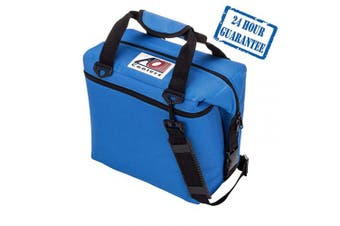 (48-can, Royal Blue) - AO Coolers Original Soft Cooler with High-Density Insulation