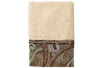 (Hand, Linen) - Avanti Linens Bradford Hand Towel, 41cm by 80cm Linen